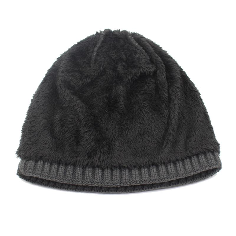 Winter Men Knitted Hats
