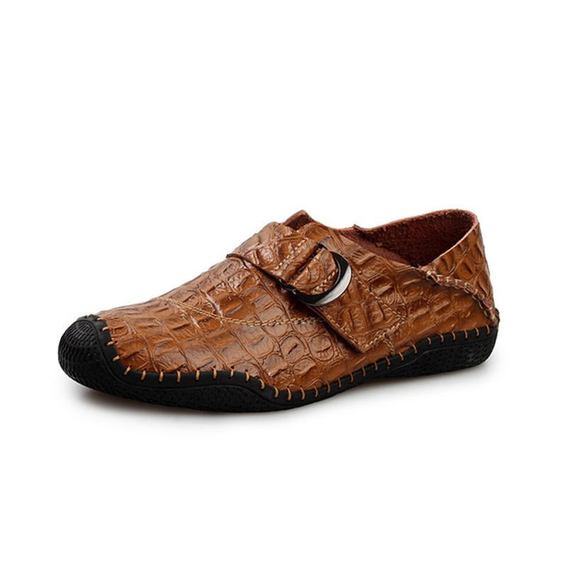Men Moccasins Slip On Loafers