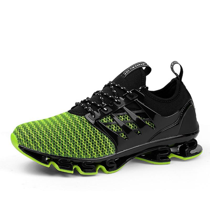 Men Casual Breathable Abrasion-resistant Shoes