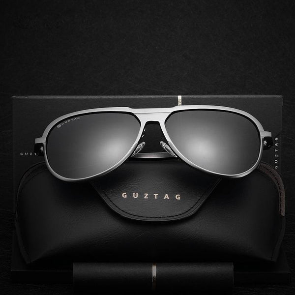 Unisex  Aluminum Polarized UV400 Sunglasses