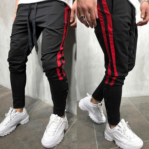 Mens Trousers Bottoms Casual Pants