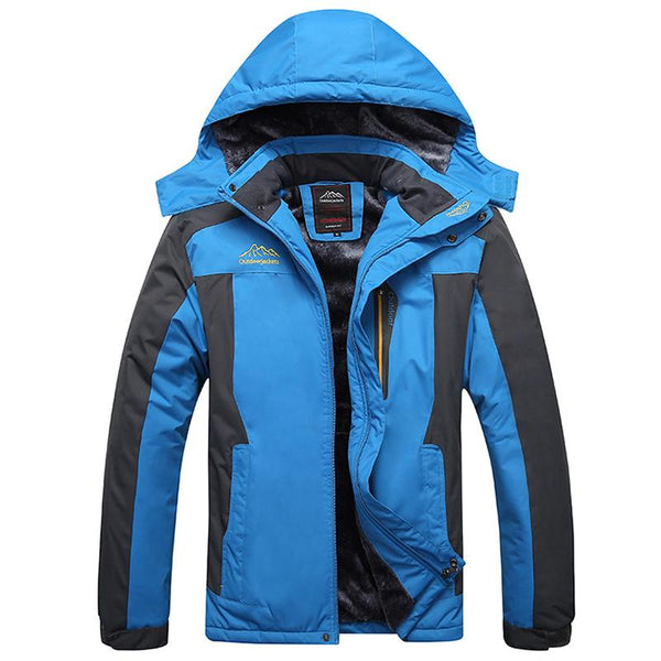 Men's Fleece Thermal Sports Camping Coat