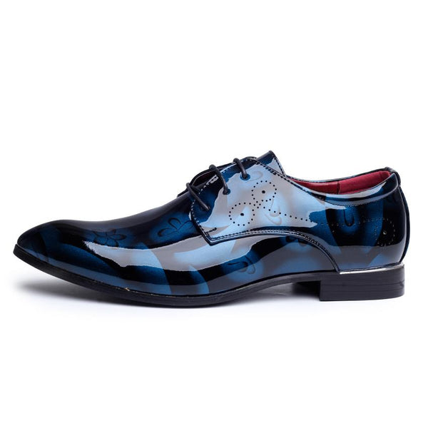 Luxury Fashion Men Oxford Shoes
