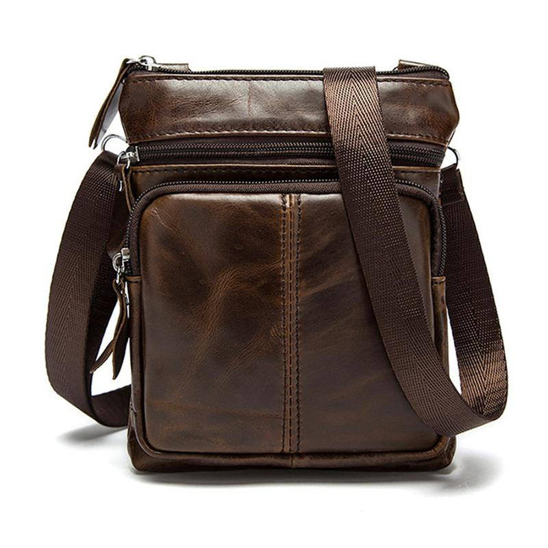 Men Women Small Messenger Shoulder Bags