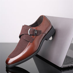 Suede Handmade Formal Leather Shoes