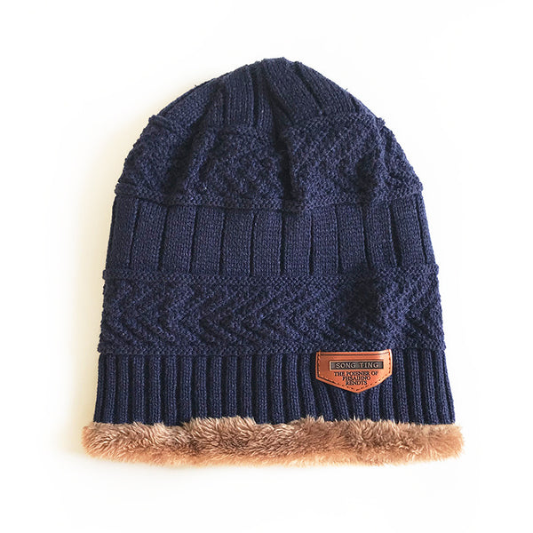 Warm Fashion Wool Knitted Hat