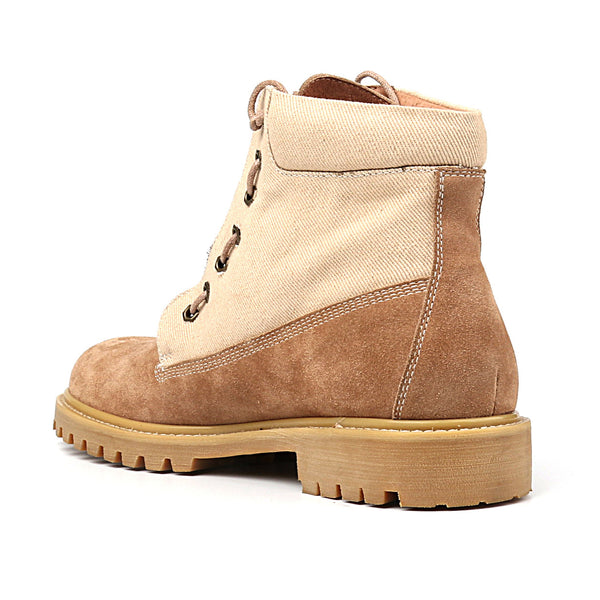 Stylish Men's Zipper Martin Boots