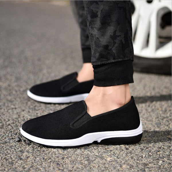 Non-slip breathable sports sole men's casual shoes
