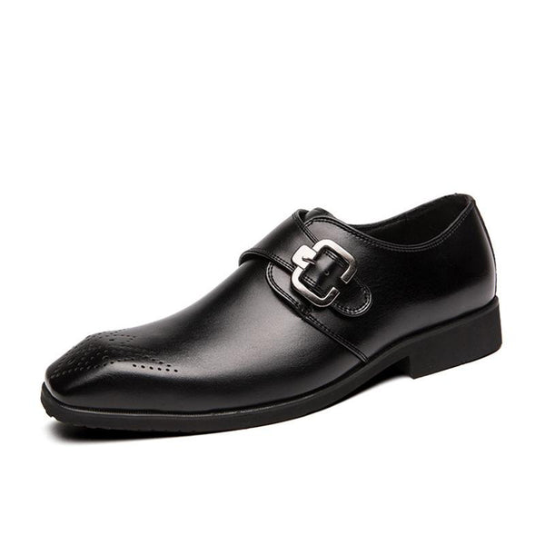 Men Italy Luxury Dress Wedding Business Shoe