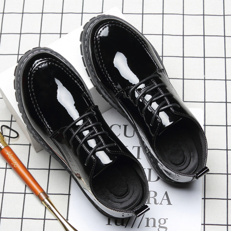 Stylish High-quality Business Lace-up Shoes
