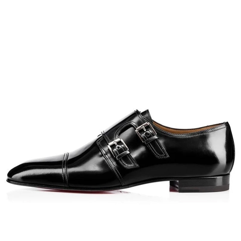 Men Slip on Formal Dress Shoes