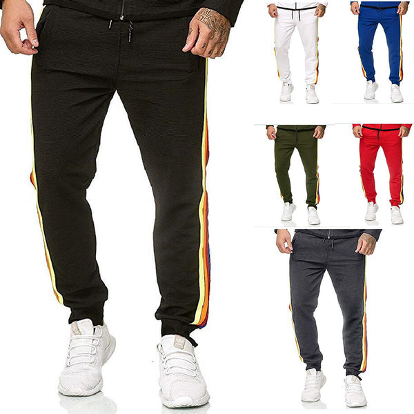 Casual Stylish Plus Size Men's Pants