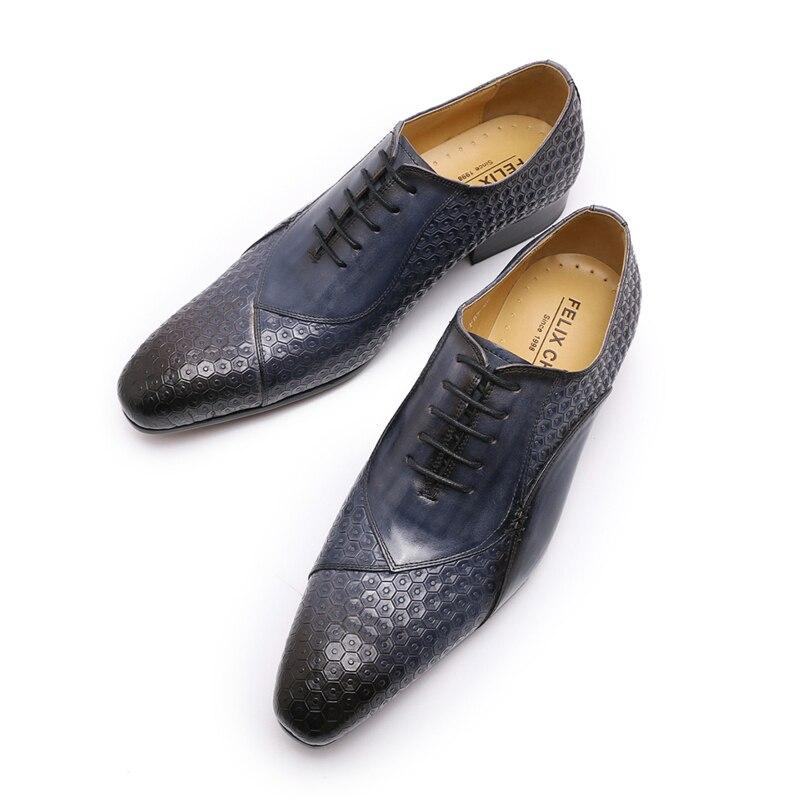 Italian Style Handmade Dress Shoes