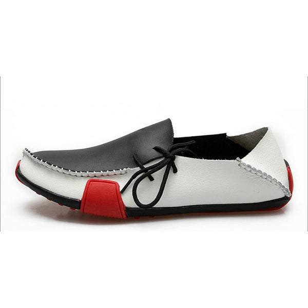Men's Personality Casual Soft Bottom Flat Shoes