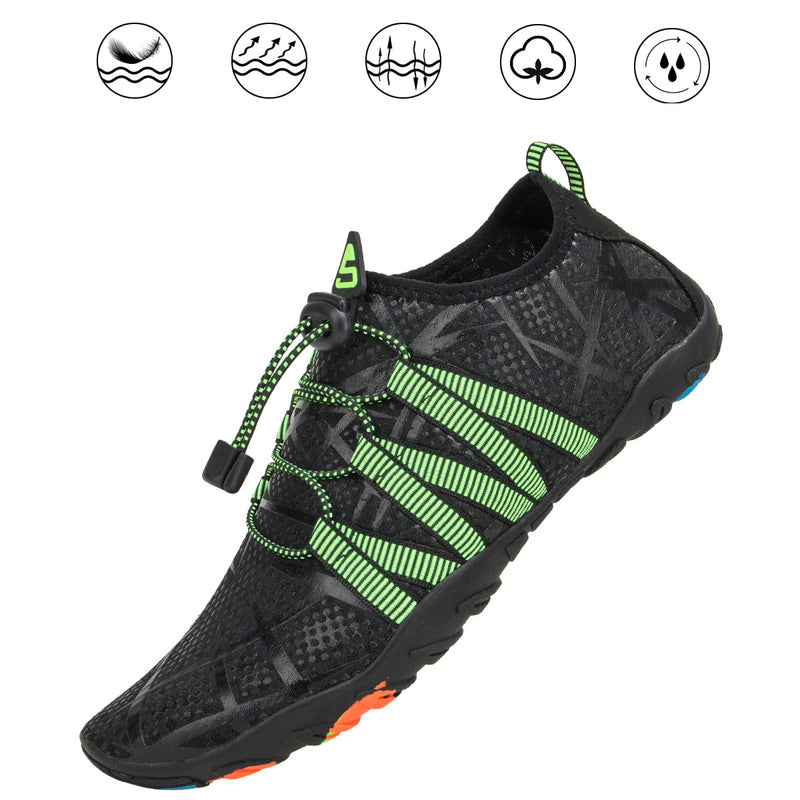 Breathable Rubber Adult Beach Sneakers