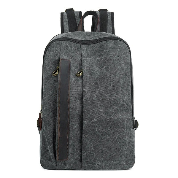 Vintage Canvas Laptop Backpacks