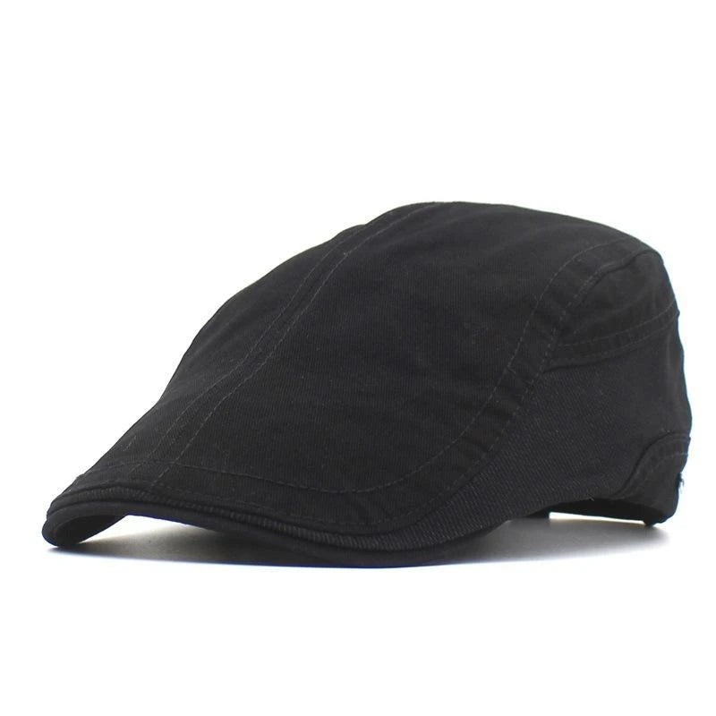 Mens Outdoor Patchwork Breathable Hat