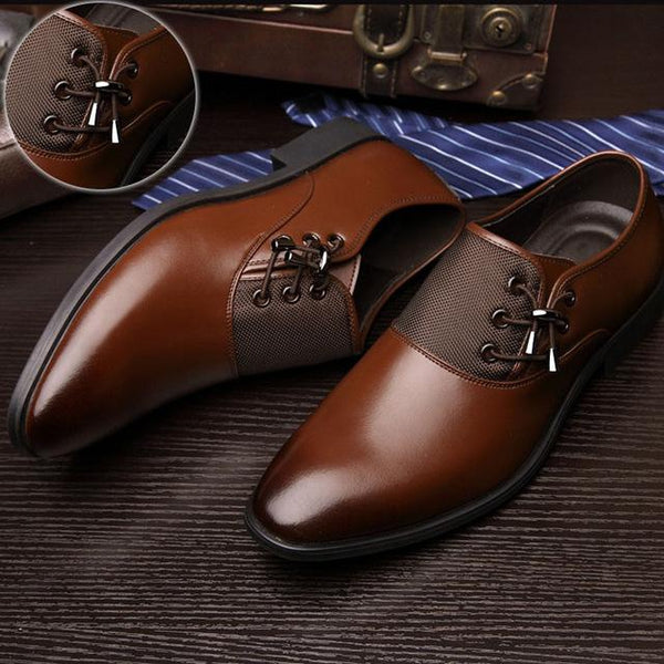 Men's Business Oxford Dress Party Shoes