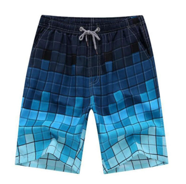 Men Beach Quick Dry Shorts
