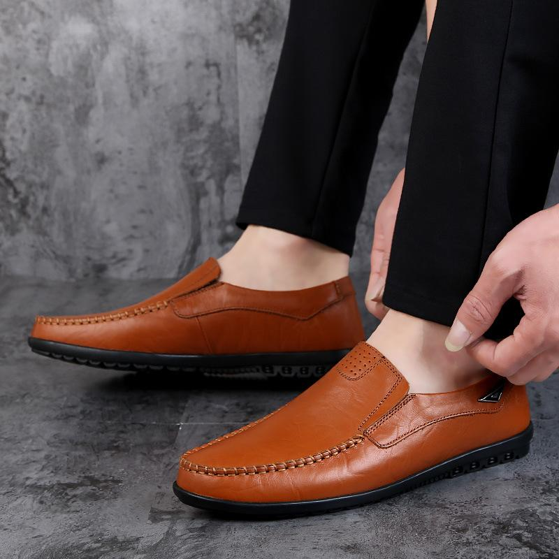 Mens Wedding Business Classic loafers