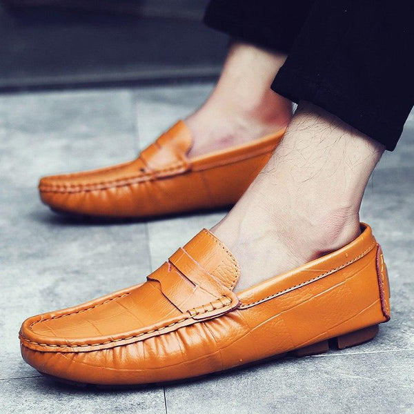 Men Driving Moccasins loafers
