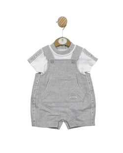MB4578 - Delivery February | Top & Short Dungaree