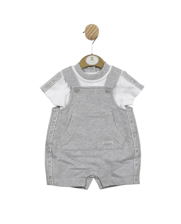 MB4578 - In Stock | Top & Short Dungaree