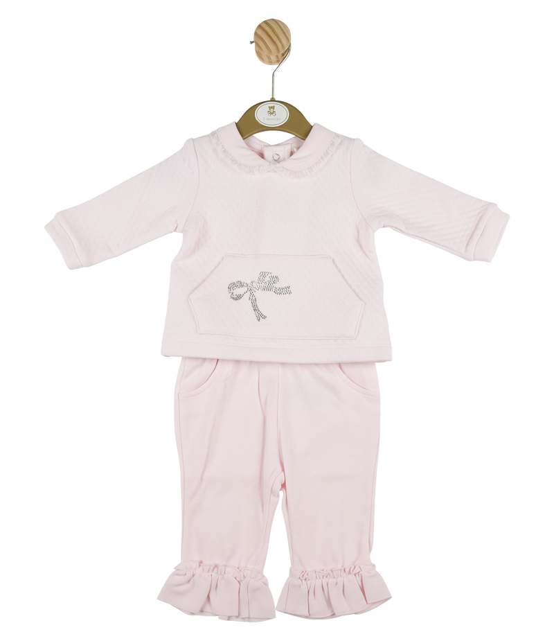 MB4341A | Girls Top & Trouser