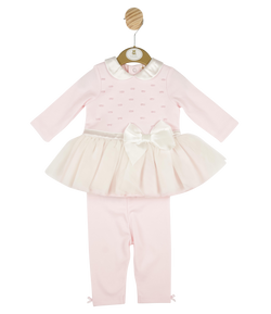 MB4350A | Girls Dress & Legging