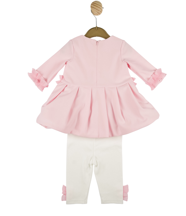 MB4360 | Girls Dress & Legging