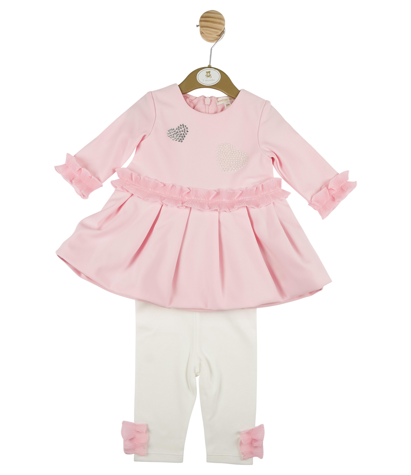 MB4360A | Girls Dress & Legging