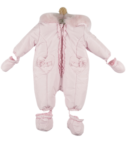 MB4443A | Girls Snowsuit