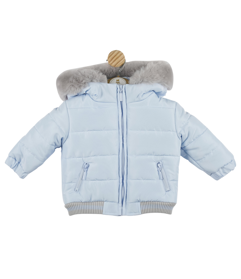 MB4449B | Boys Coat