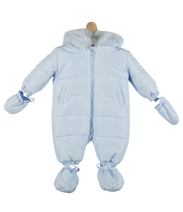 MB4450A | Boys Snowsuit