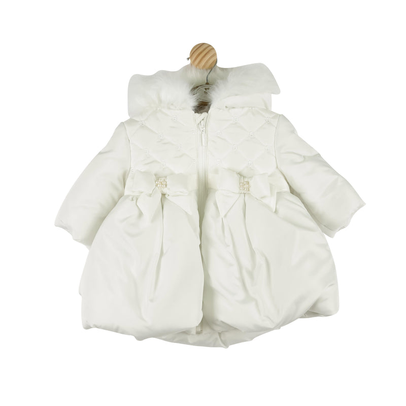 MB4459 | Coat - White