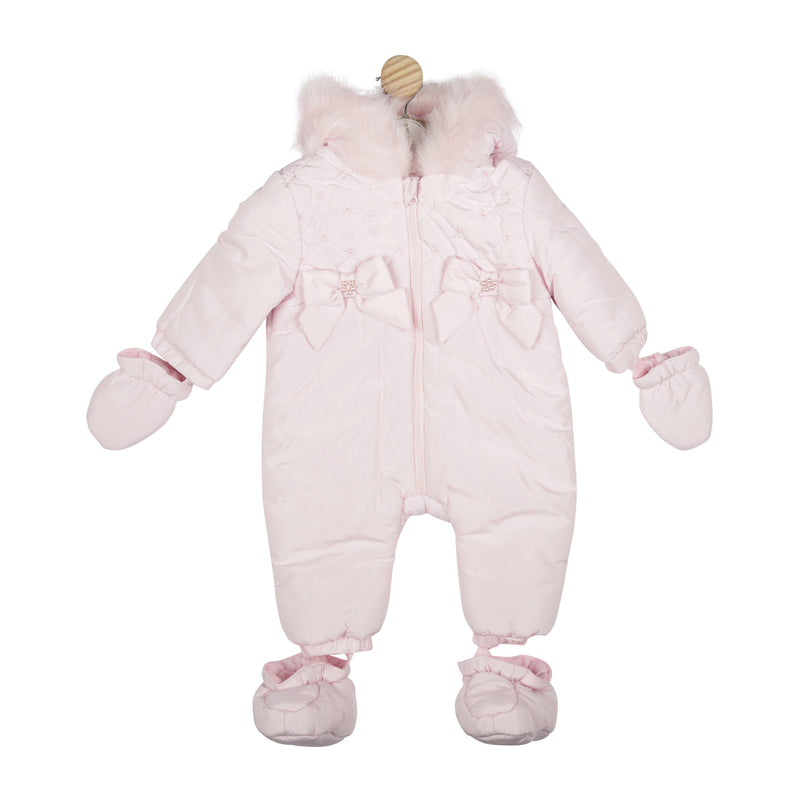 MB4460B | Snowsuit - Pink