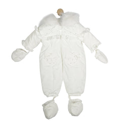 MB4713 | Snowsuit - White