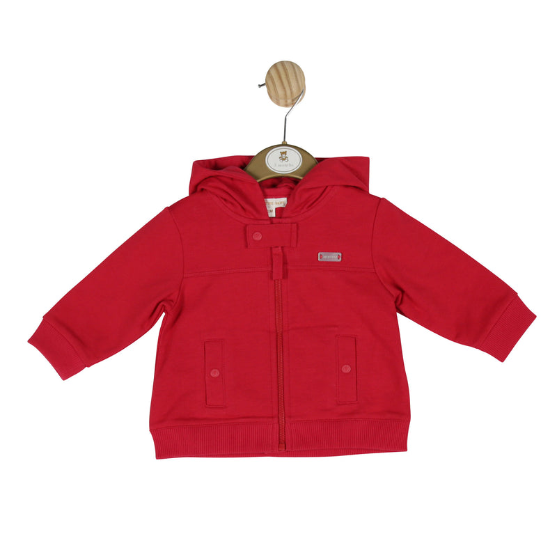 MB4769A | Jacket - Red