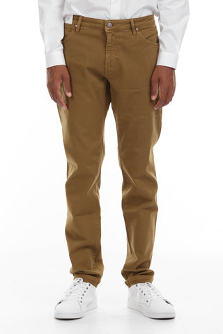 Pantalone color cammello