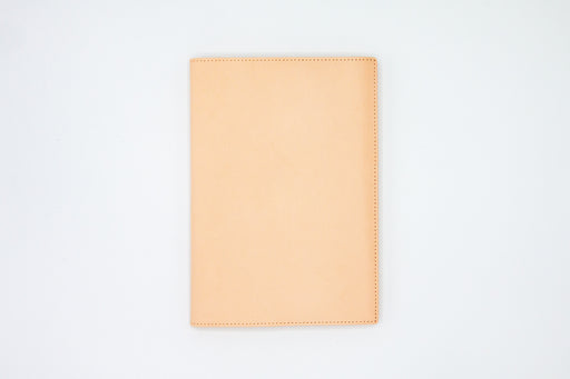 Goat leather cover journal