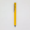 Open Yellow Needle Point Pen