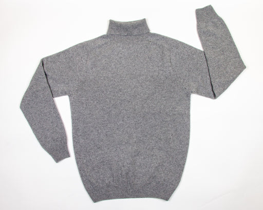 Finlay Merino and Cashmere Turtleneck Sweater
