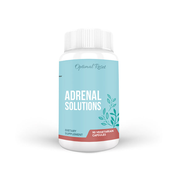 Optimal Reset Adrenal Solutions