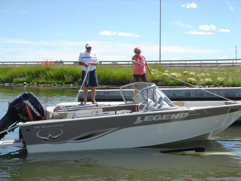 Boattoys Ca Private Sale Used 2008 Legend 16 Xcalibur And Glide On Trailer