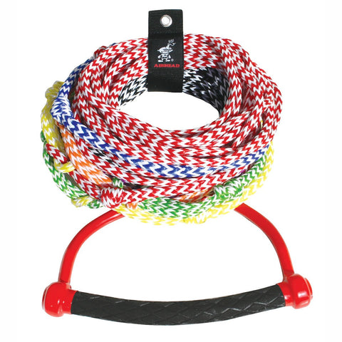 Airhead 8 Section Tournament Water Ski Rope