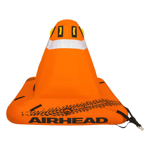 Airhead Big Orange Cone 4 Person Tube