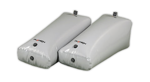 Pro X Series Nautique Wedge Sacs (Set) - 880 lbs. Total - BoatToys.ca