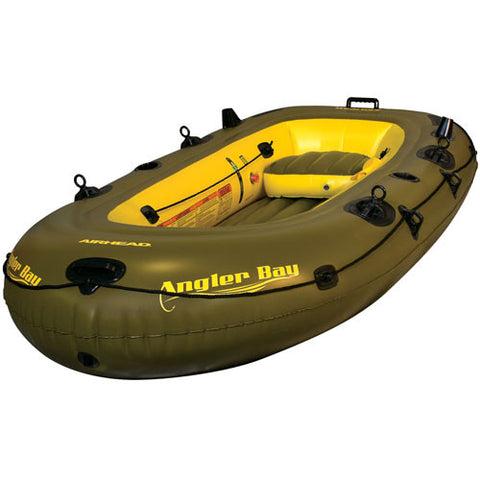 AIRHEAD® Angler Bay Inflatable Boats - BoatToys.ca