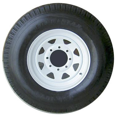 White Spoke Rim & Tire Packages - BoatToys.ca
