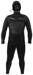 AMP-3 FRONT ZIP HOODED FULL SUIT